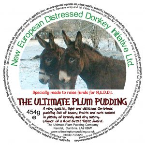 The Ultimate Plum Pudding